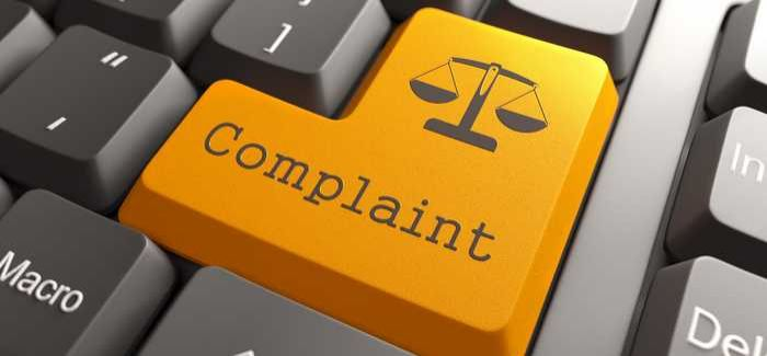 Property agent complaints