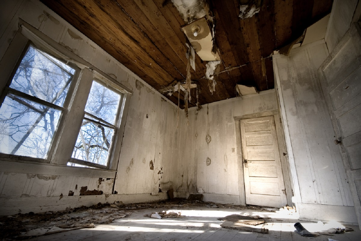 Interior problems that could affect your house structurally