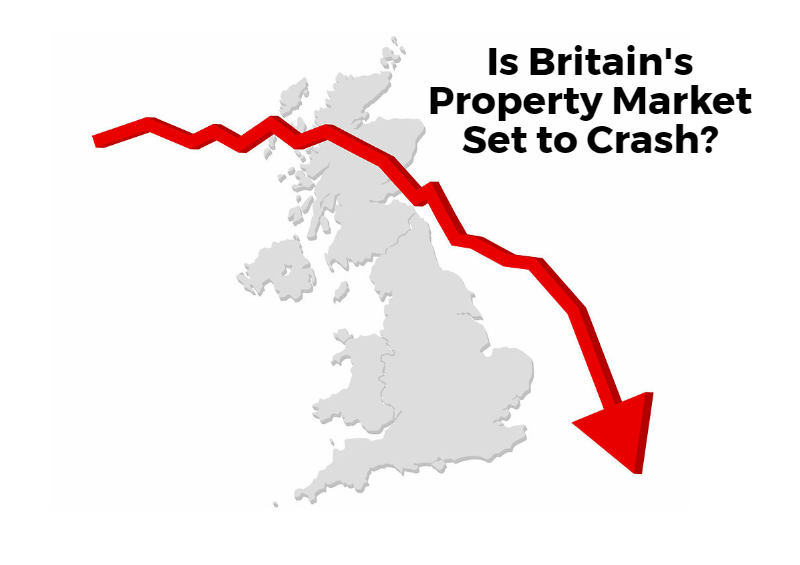 Is Britains property market crash