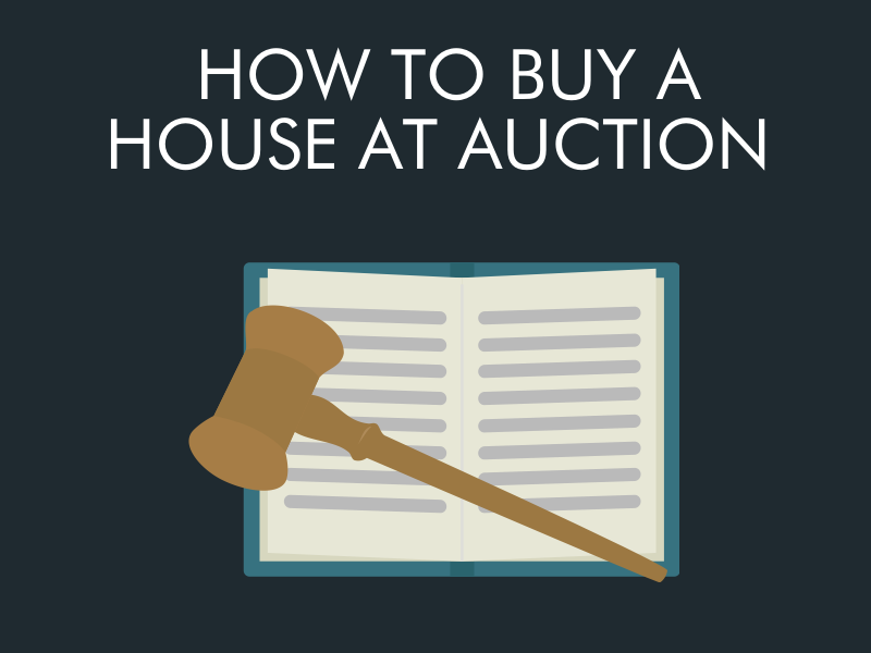 How to buy a house at auction