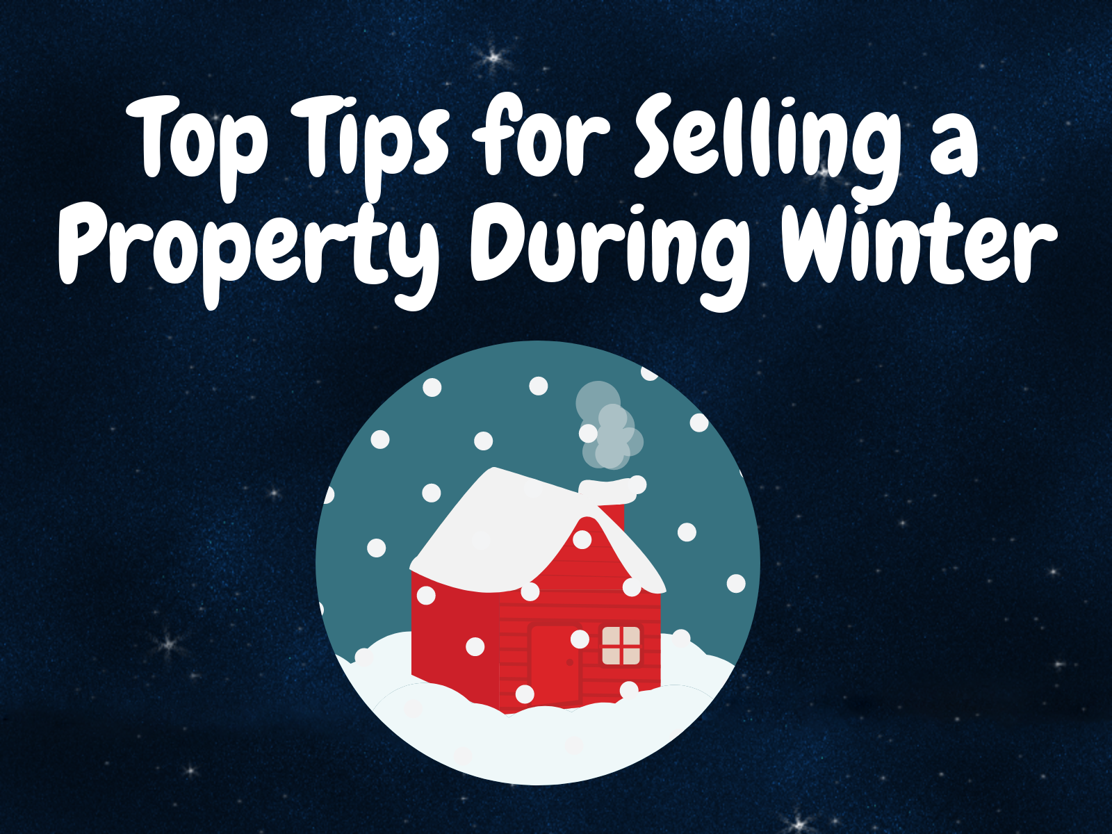 The best tips if you're considering selling your house this winter