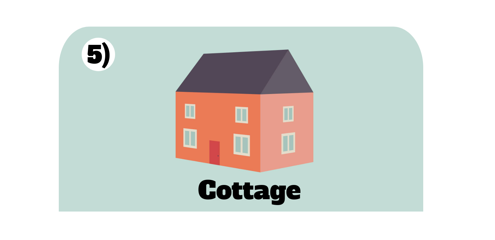 Cottage property type