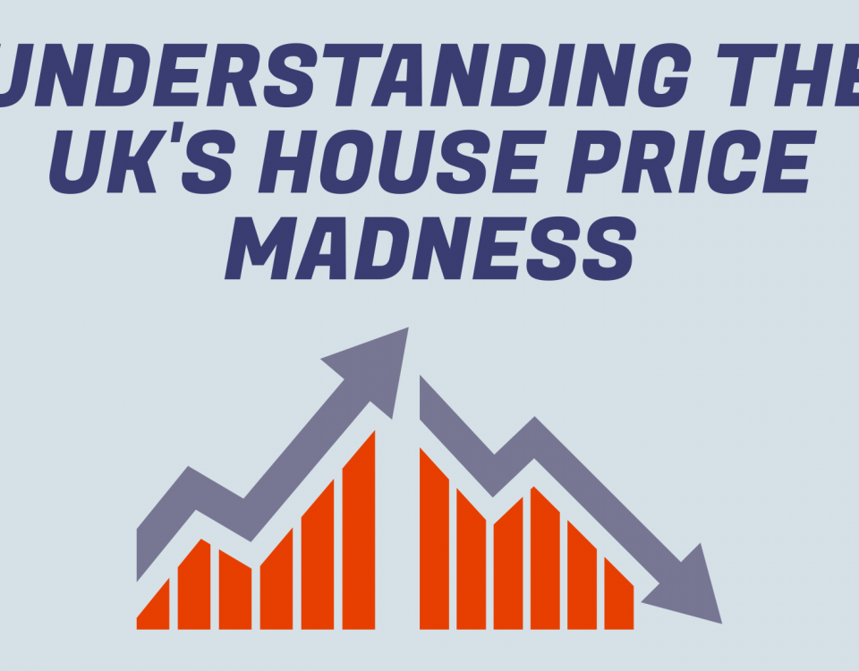 Understanding the UK House Price Madness