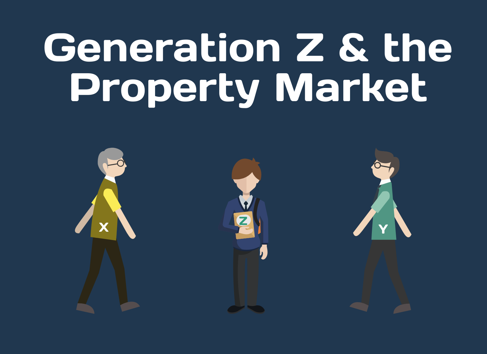 Generation z and the property market