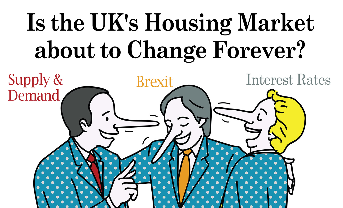 Is the UK's Housing Market about to Change Forever? (House Price Crash)