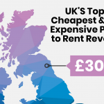 UK's Top 10 Cheapest & Most Expensive Places to Rent Revealed