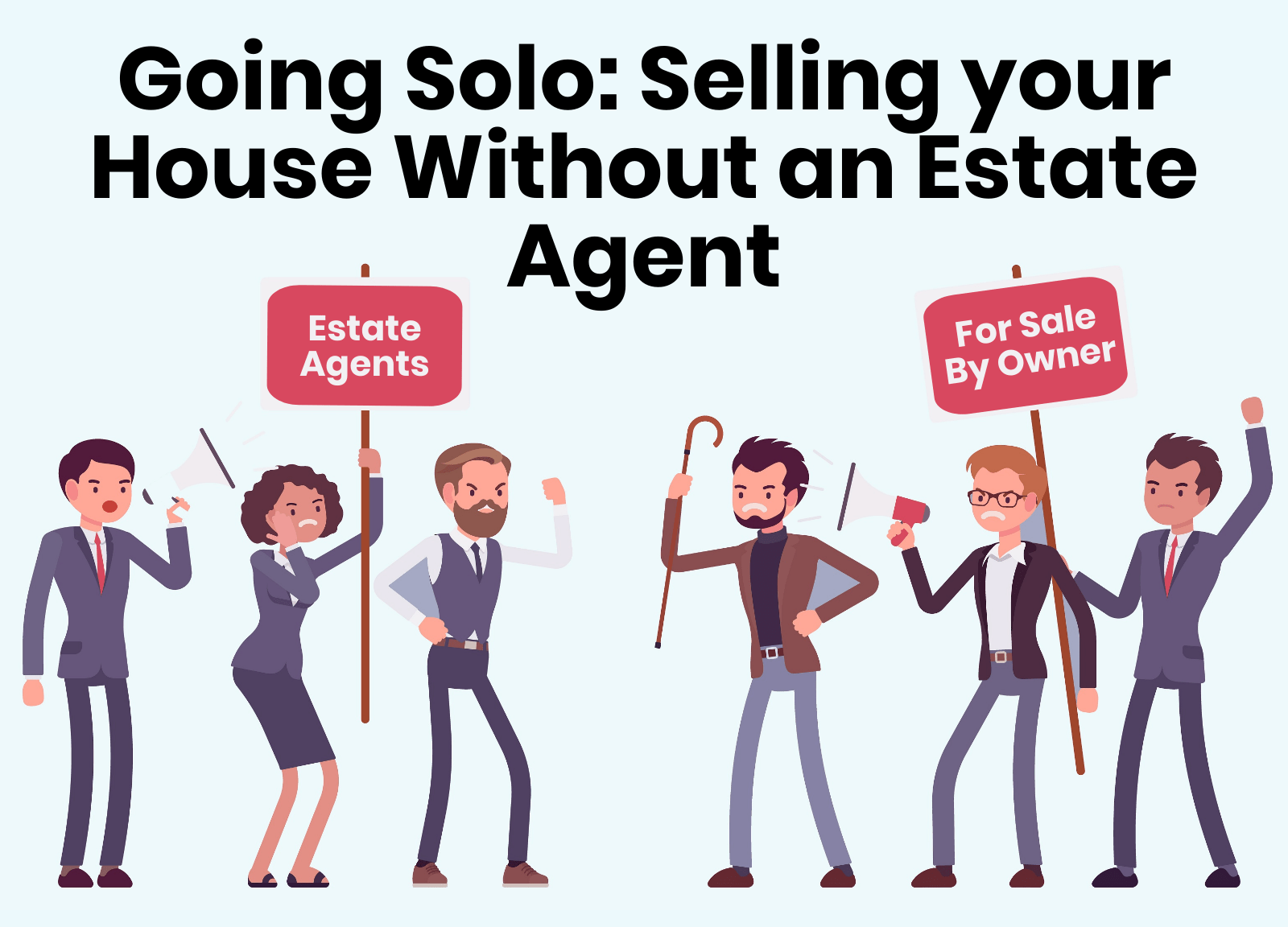 Going solo, how to sell your house without an estate agent