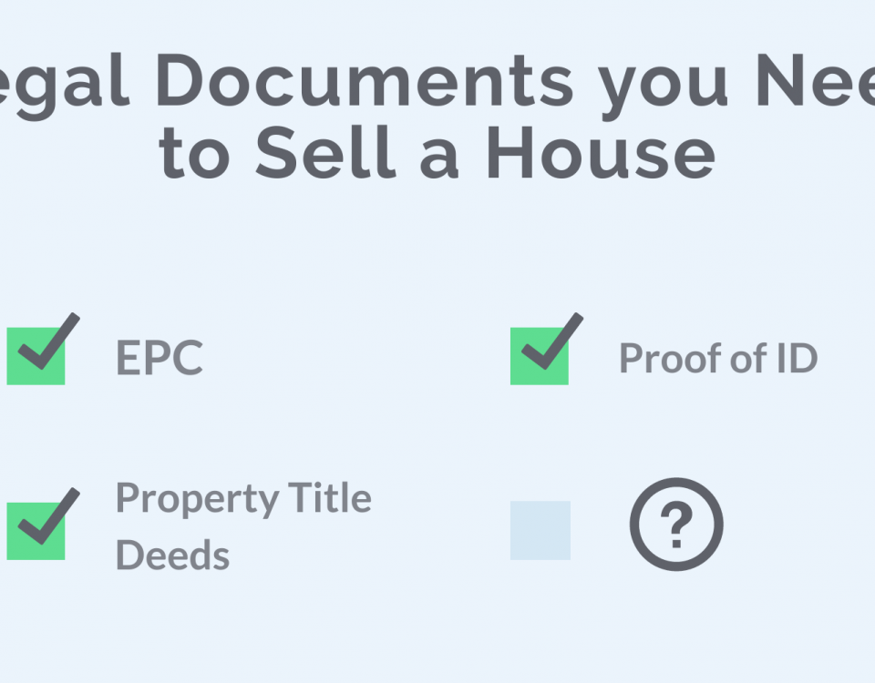 Legal Documents you Need to Sell a House