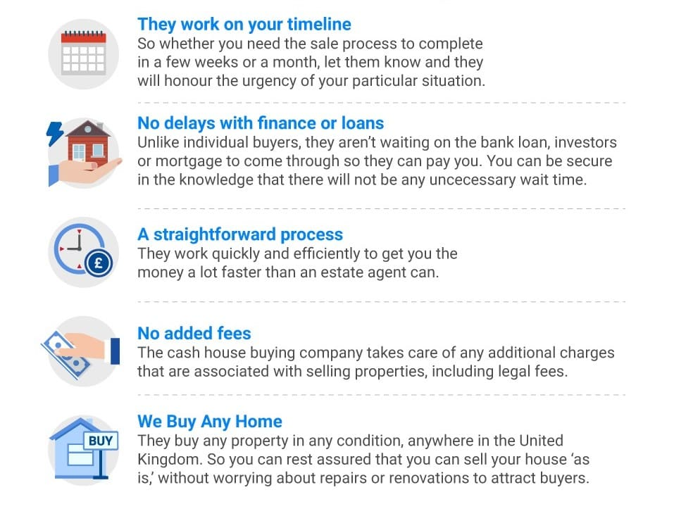 Benefits of a national home buying company